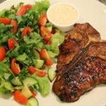 Gourmet Steak & Salad in under 30 Minutes, Using Leftovers!